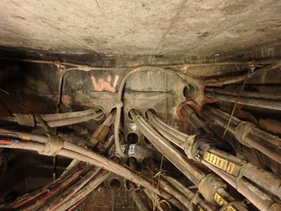 Underground Electrical Vaults